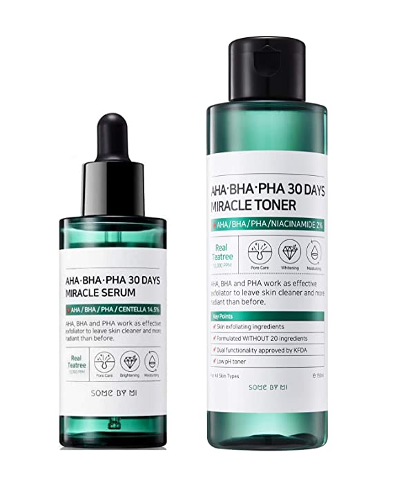 Top 9 Aha Bha Pha 30 Days Miracle Serum