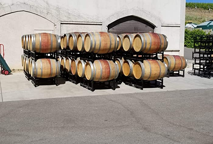 Amazoncom Twelve 12 Authentic Used Wine Barrels Free Shipping