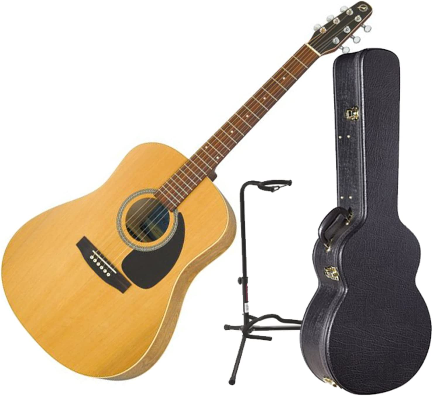 Godin guitarras 28733-bundle Electroacústica guitarra: Amazon.es ...