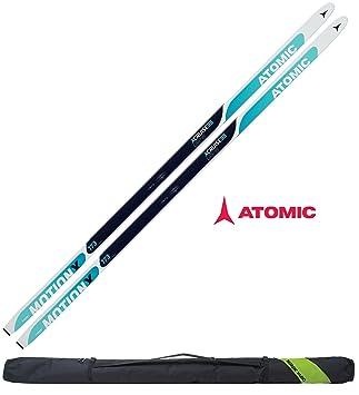 Atomic Women s Cross Country Ski Set XCRUISE 55 Women in 183 cm with  Binding and Ski cebbf0fc7