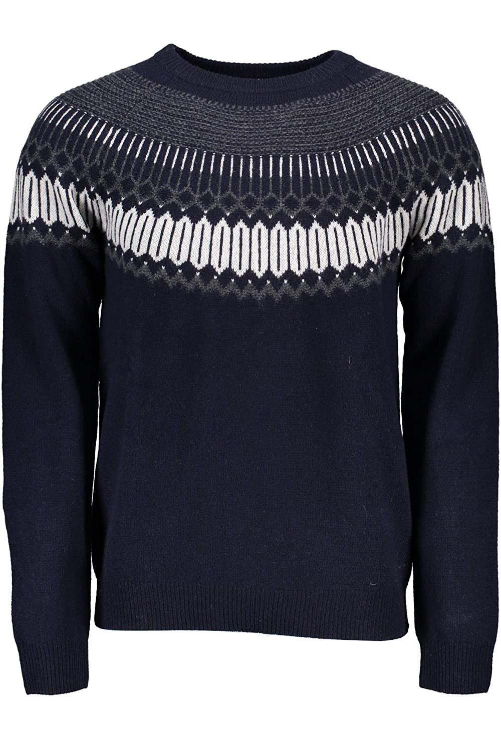 Gant Fairisle Holiday Crew Sweater, Felpa Uomo 8000010