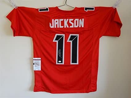 pick up 5fd54 cc2ab DESEAN JACKSON SIGNED AUTO TAMPA BAY BUCCANEERS COLOR RUSH ...