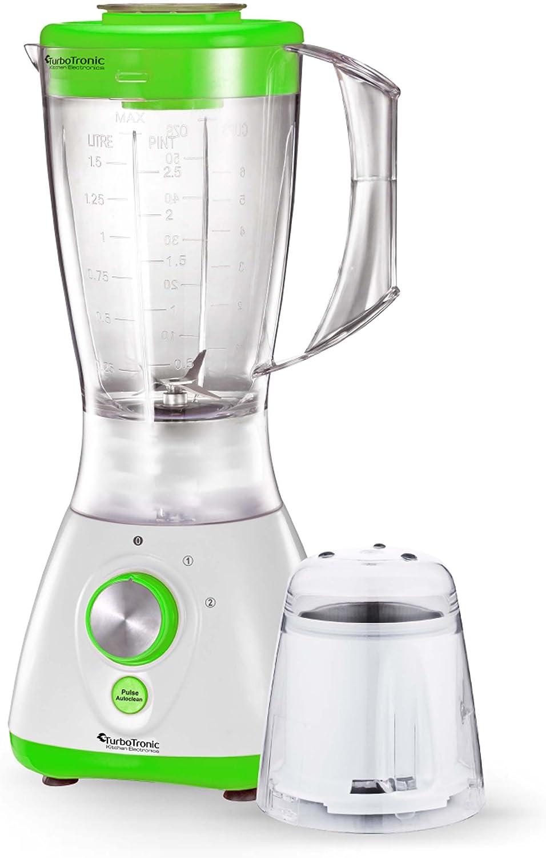 800 Watt Blender 1.5 L molino de café 2en1 (1,1 CV) Licuadora ...