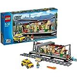 LEGO City - Estación de ferrocarril, multicolor (60050)
