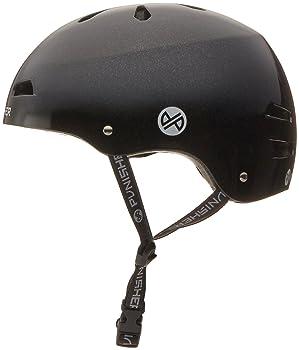 Punisher Pro Series 13 Skateboard Helmet