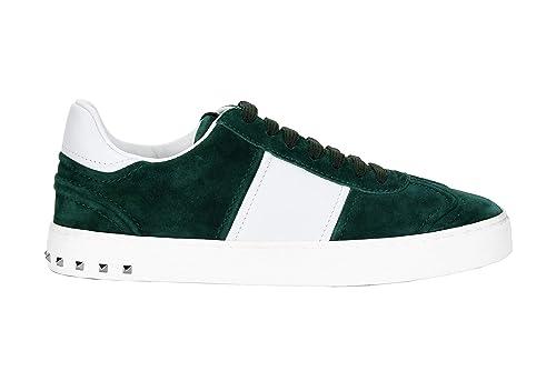Valentino GARAVANI - Zapatillas de Ante para Hombre * 300x420mm: Amazon.es: Zapatos y complementos