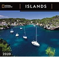 National Geographic Islands 2020 Wall Calendar