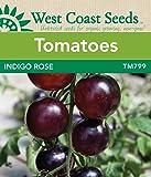 Tomato Seeds - Indigo Rose Organic