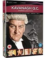 Kavanagh Q.C. - The Complete Collection