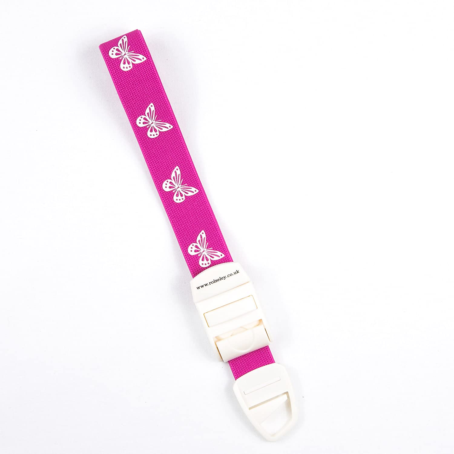 Rolseley Medical Tourniquet with Butterfly pattern PINK colour by Rolseley M1C