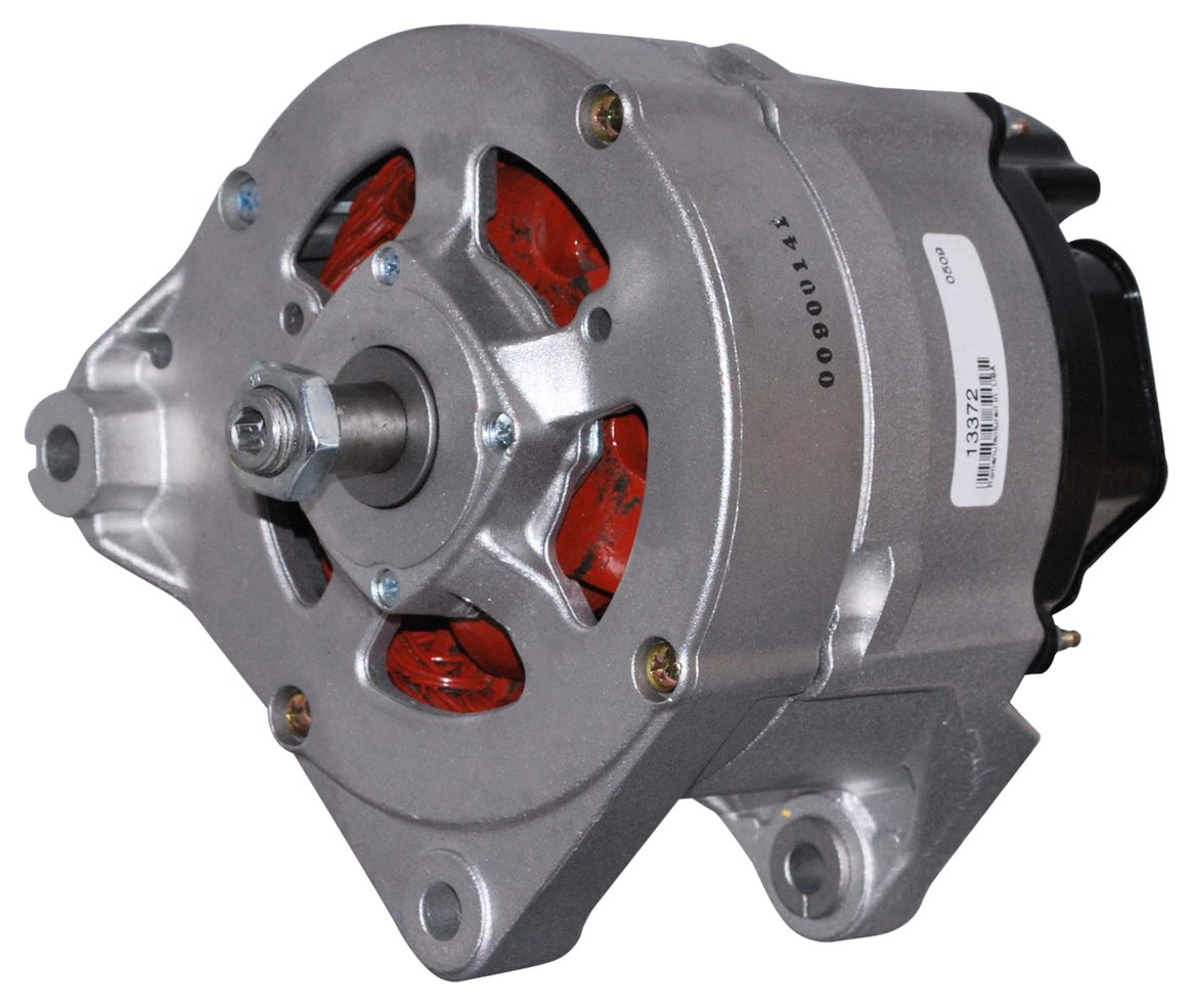 Remanufactured Quality-Built 13372 Premium Alternator