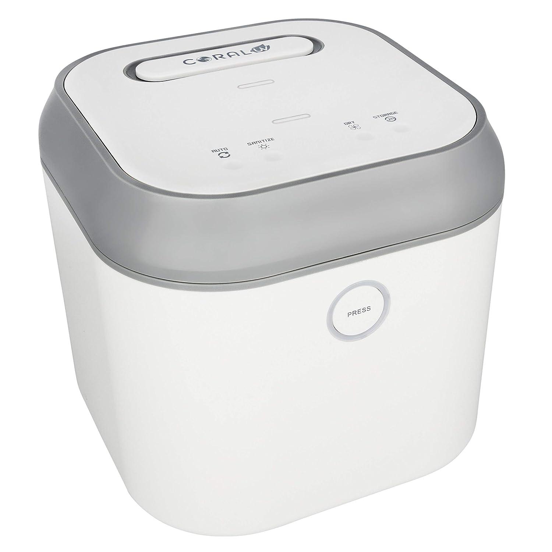 Amazon.com: Esterilizador UV y secador para biberones y ...