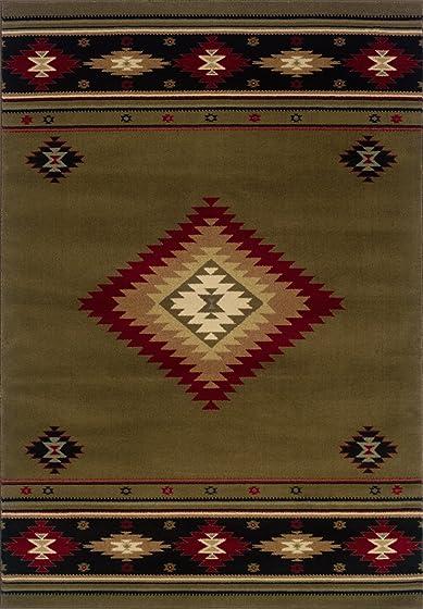 Oriental Weavers 87J Area Rug, 7 10 x 10