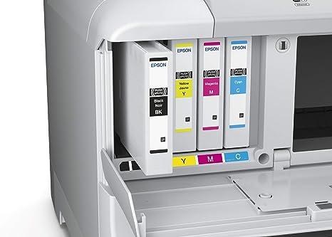 Epson WorkForce Pro WF-8090 DTW - Impresora de tinta (65000 ...