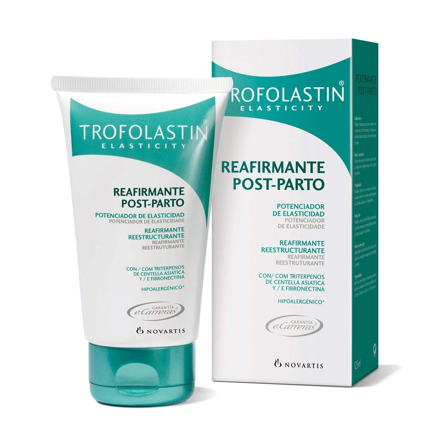 Amazon.com : Novartis Trofolastín Post-Partum Firming Cream 200Ml - Firming Anti-Stretch Marks Cream That Will Improve The Appearance Of Your Skin : Beauty