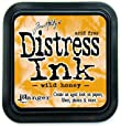 Ranger DIS-27201 Tim Holtz Distress Ink Pad, Wild Honey