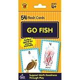 Brighter Child Flash Cards:Go Fish