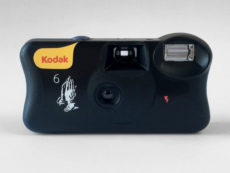 Kodak Drake Branded Disposable One Time Use 35mm Camera Flash Circuit Further Photo