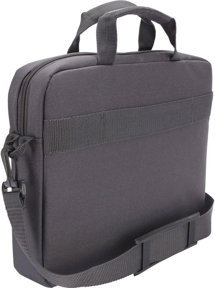 Black DLC-115 Case Logic 15-Inch Laptop and Tablet Briefcase