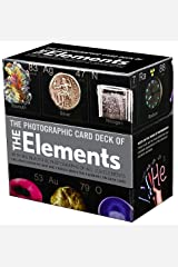 The Photographic Card Deck of the Elements: With Big Beautiful Photographs of All 118 Elements in the Periodic Table Cards