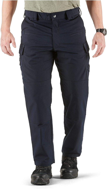 5.11 Tactical Men's Stryke Operator Uniform Pants w/Flex-Tac Mechanical Stretch, Style 74369: Clothing