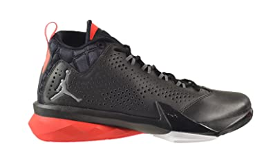 pretty nice 5e546 80421 Jordan Flight Time 14.5 Men s Shoes Black Cool Grey-Infrared-White 654272-
