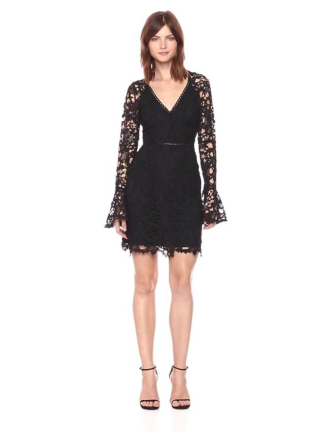 f3238add504 ASTR the label Women s Juliette Lace Long Shift Dress at Amazon Women s  Clothing store