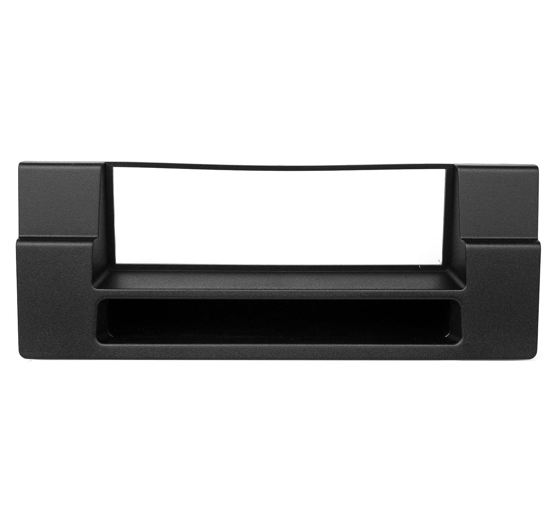 Version rundpin Water Mark Kit de montage dautoradio BMW 5/E39/X5/E53/Fa/çade dautoradio avec compartiment de rangement