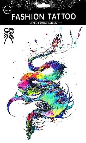 Amazon com : Temporary tattoos for different Zodiac 12