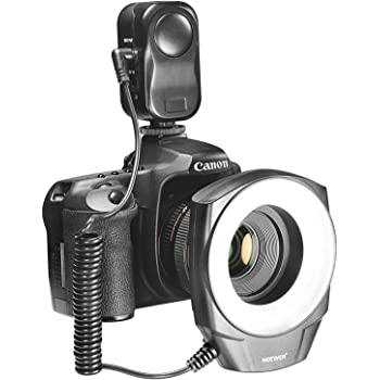 Amazon Com Neewer 48 Led Ring Light For Macro Canon