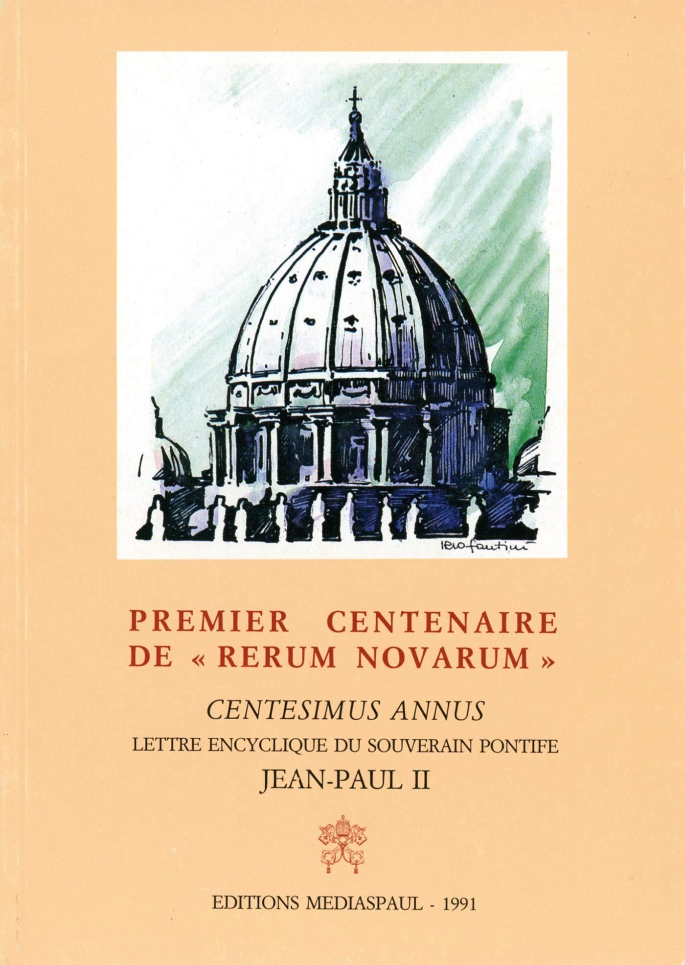 Centesimus annus : Jean-paul, Ii karol wojtyla: Amazon.es: Libros
