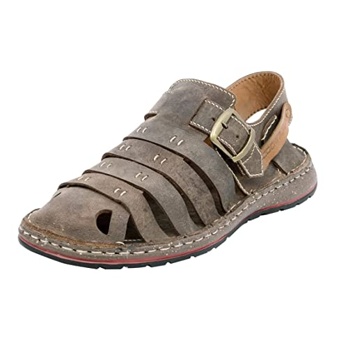 47546990b8b389 Maplewood Saber Brown Casual Sandals for Men  Buy Online at Low Prices in  India - Amazon.in