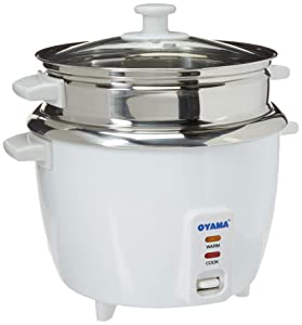 OYAMA Stainless 16-cup Rice Cooker CNS-A15U