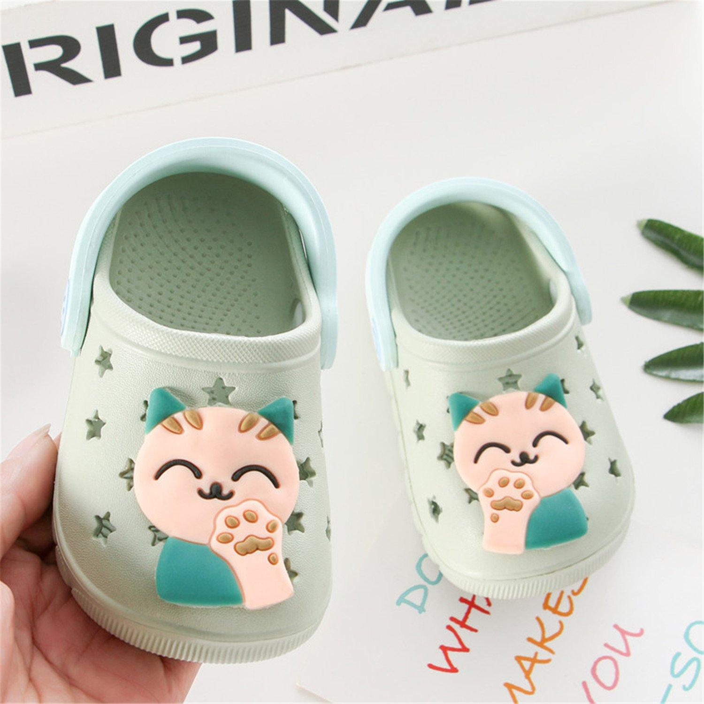 Amazon.com | Aworth Baby Beach Slipper Children Sandals Wholeas EVA Anti-Slip Girls Boys Slippers Summer Garden Shoes Child Slipper | Athletic