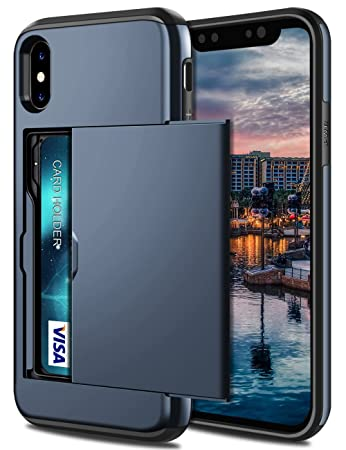 new product 4411f 400c1 Coolden iPhone X Case, iPhone 10 Case, Shockproof Case: Amazon.co.uk ...