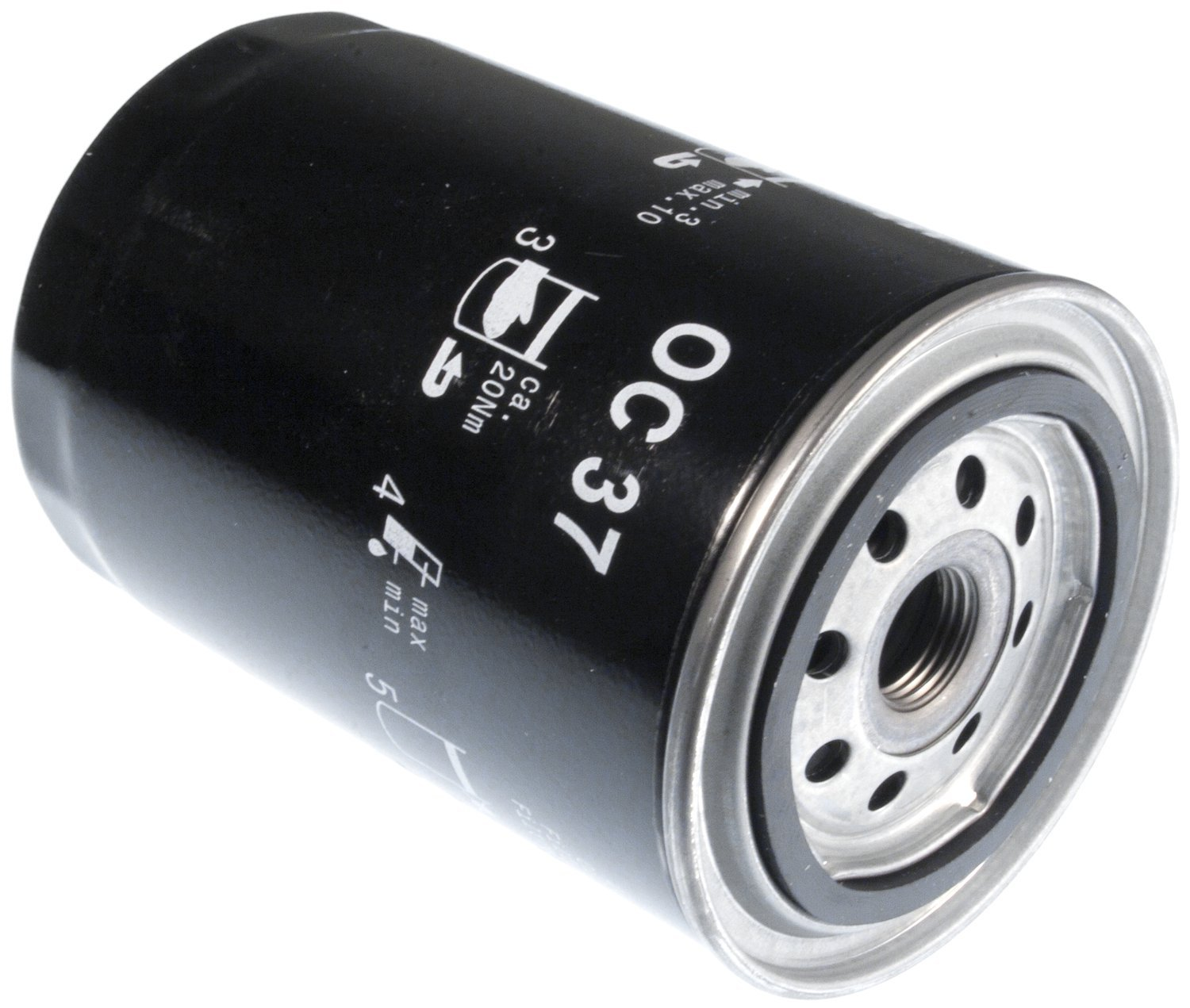Knecht OC 37 Oil Filter Mahle Aftermarket GmbH