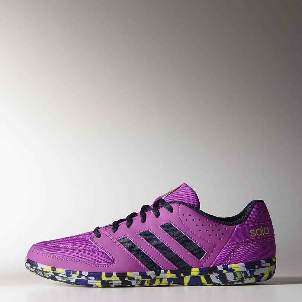 Homme Foot Violet Pour Spécial En AdidasChaussures Salle bf67IvYgym
