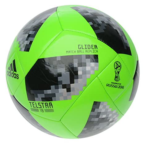 0cbd00eebdbb4 adidas World Cup 2018 - Balón de fútbol (Talla 4)