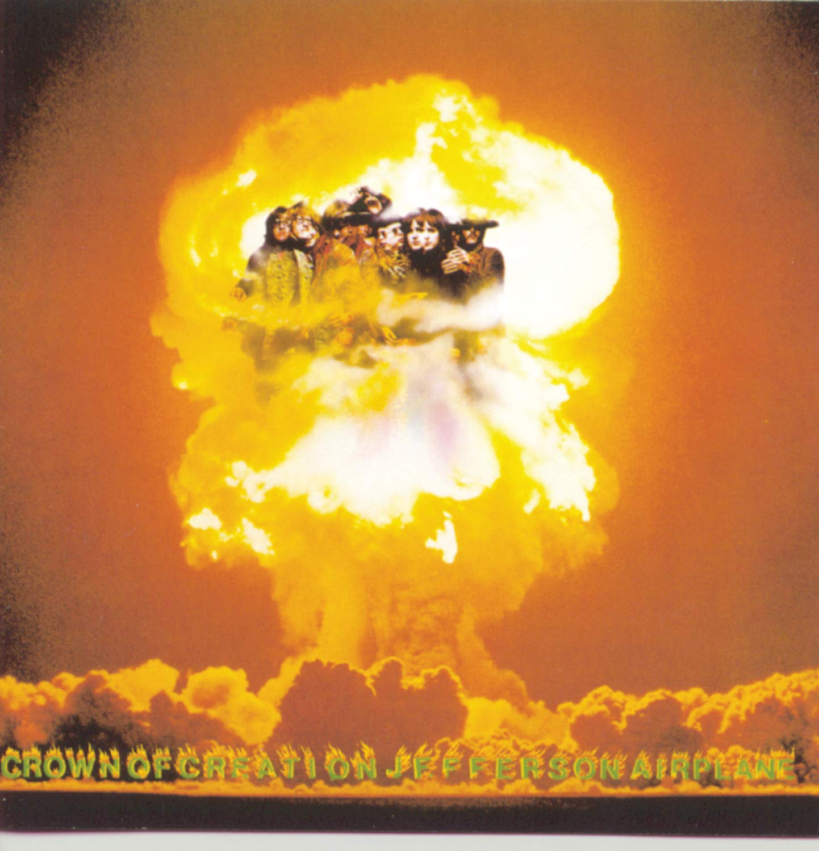CD : Jefferson Airplane - Crown of Creation (CD)