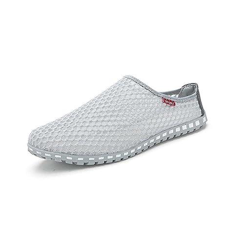 Eagsouni® Malla Zapatos para Correr Zapatillas de Deporte Deportivas Casuales Running Padel para Hombre: Amazon.es: Zapatos y complementos