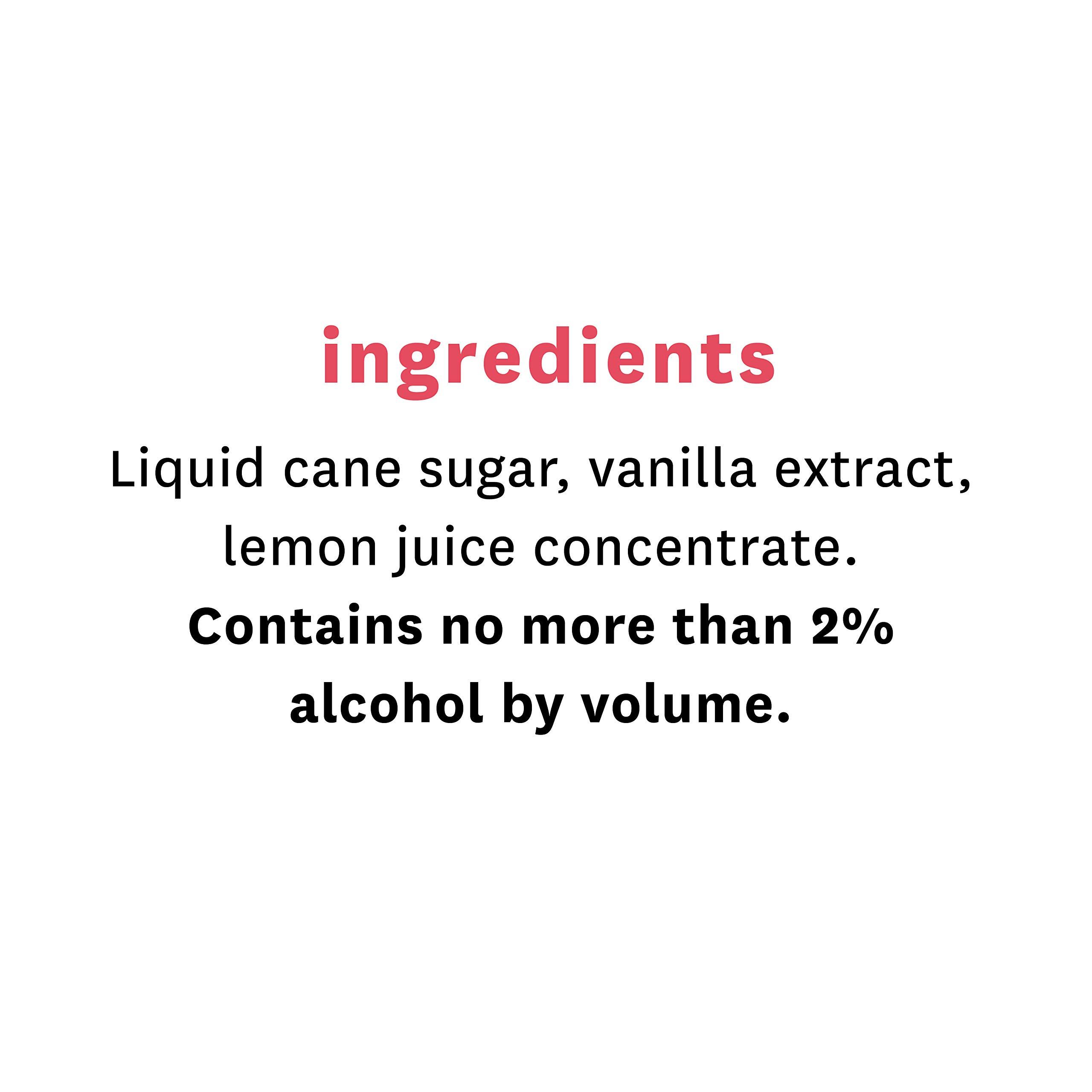 Heilala Vanilla Syrup - Premium Vanilla Bean Syrup Flavoring for Coffee, Cocktails, Pancakes, Ice Cream, 16.90 fl oz by Heilala Vanilla (Image #6)