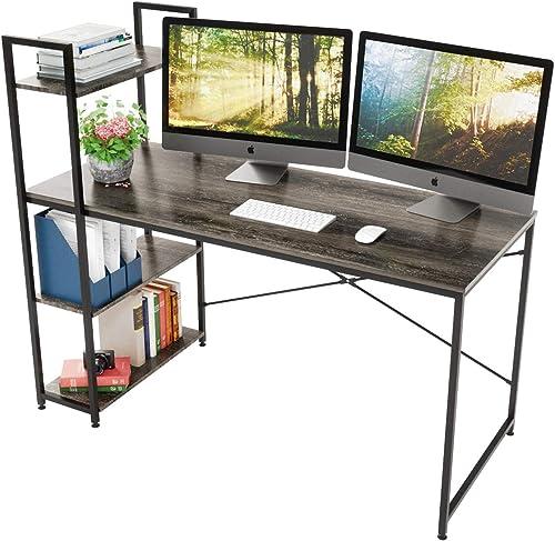 Bestier 55 Inch Computer Desk