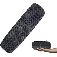 Trekology Inflatable Sleeping Pad, Camping Mats for Sleeping - Compact Lightweight Camp Mat, Ultralight Comfortable…