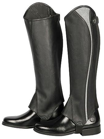 Schwarz Harry's Horse Stiefelschaft Minichaps Luxus Glitzer Palermo 0kOPnw
