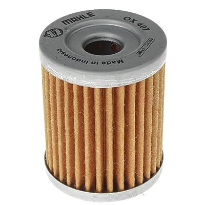 MAHLE OX407 Oil Filter: Automotive