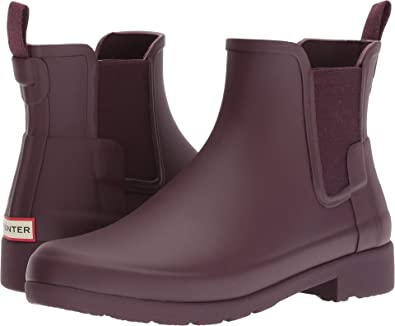 lower price with newest collection browse latest collections Amazon.com: Hunter Women's Original Refined Chelsea Boots: Shoes