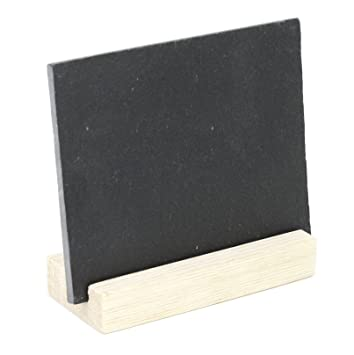 Kel-Toy 4-inch-by-3.2-inch lugar tarjeta de pizarra con ...