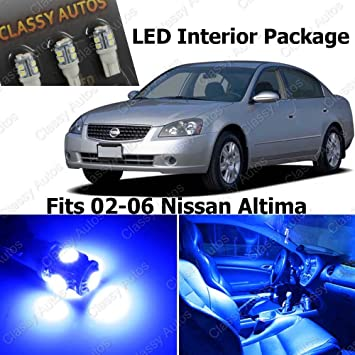 2002 nissan altima interior lights - 2006 nissan altima interior led lights ...