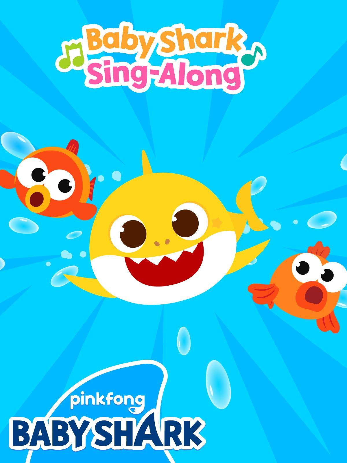 Pinkfong! Baby Shark Sing-Along