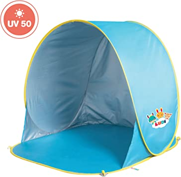 LUDI Sun Set Pop Up Anti UV Tent